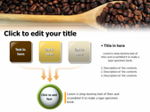Caffeine Stimulant Drug powerpoint themes download
