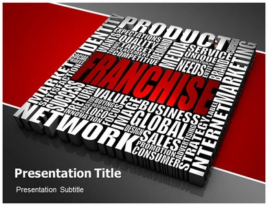 Franchise Powerpoint Templates