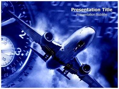 Airbus Powerpoint Templates