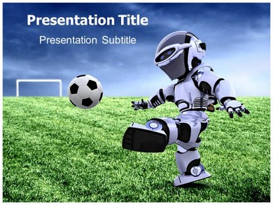Powerpoint Templates Online Artificial Intelligence