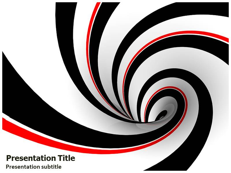 Black and red abstract pptpowerpoint template abstract templates download toneelgroepblik Images