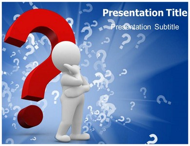 Solving Problems Powerpoint Templates