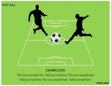 football powerpoint template football ppt template
