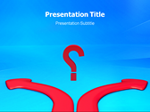 Direction Business powerPoint template