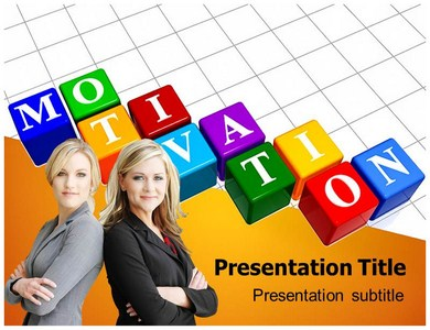 Motivation Rules Powerpoint  Powerpoint Templates