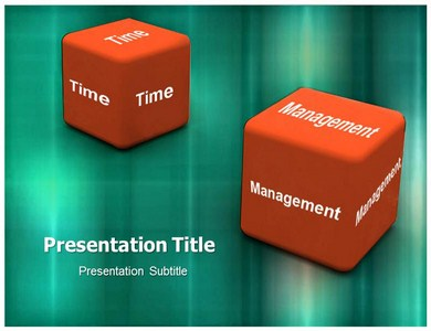 Time Management News Powerpoint Templates