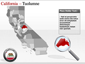 California Map  powerpoint download