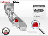 California Map  full powerpoint download
