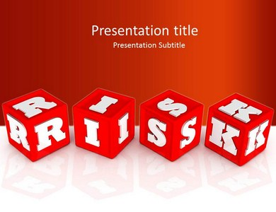 Risk Powerpoint Templates