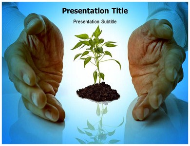 Plant And Soil Powerpoint Templates
