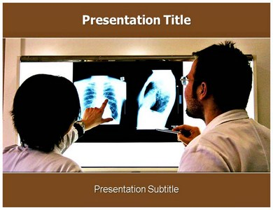 X Ray Medical Powerpoint Templates