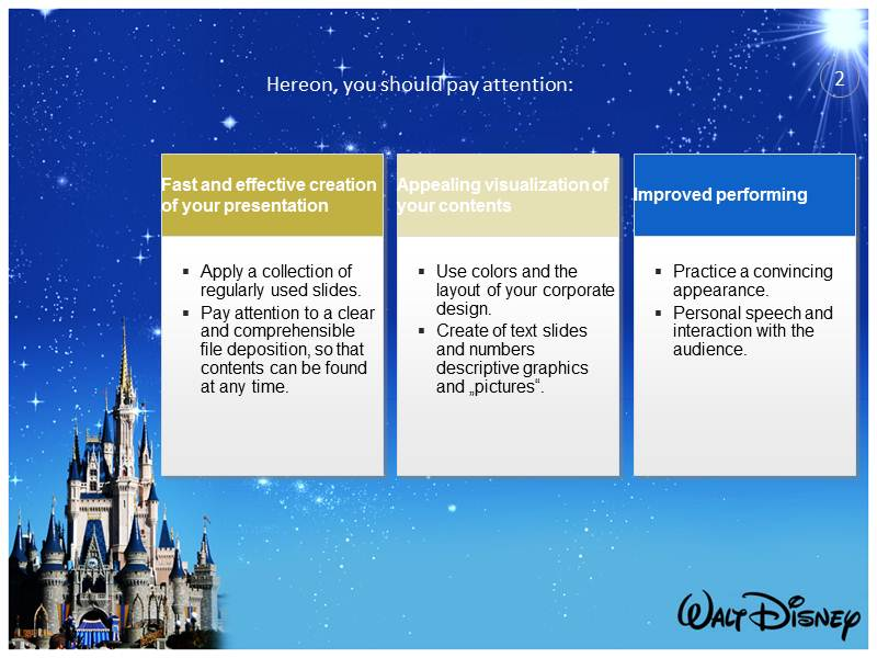 Disney world powerpoint template powerpoint background powerpoint download toneelgroepblik Gallery