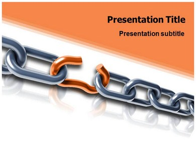 Linking Powerpoint Templates