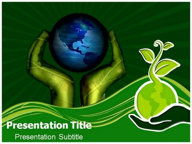Conservation 1 Powerpoint Templates