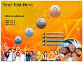 Teenage power point background templates