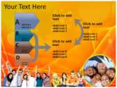 Teenage power point background graphics