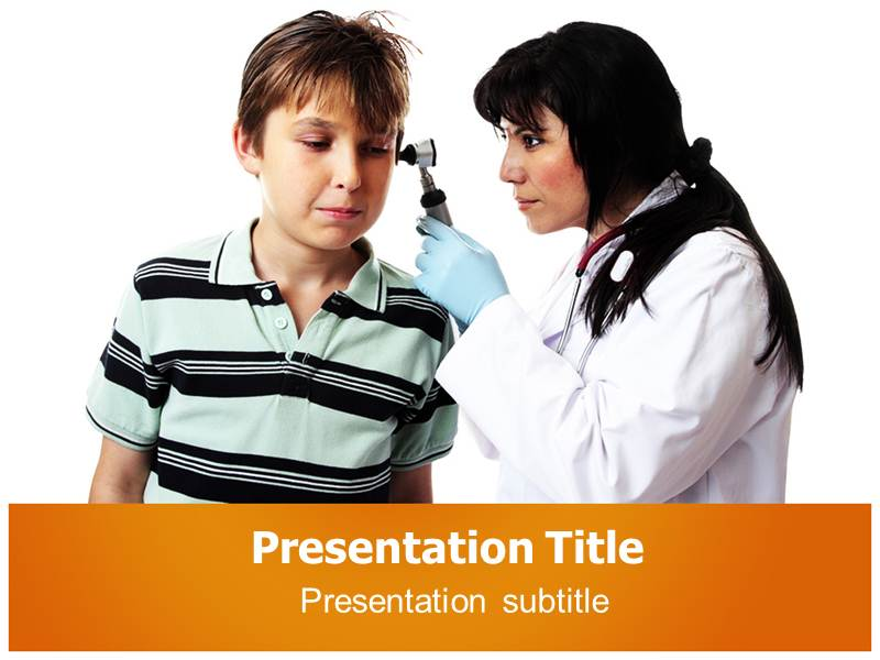 Infection Powerpoint Templates