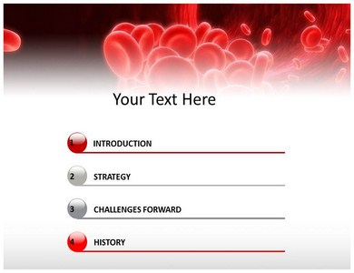 blood powerpoint templates powerpoint presentation on blood template