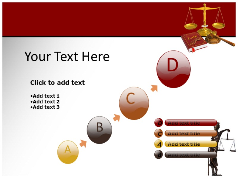 Legal Aid Powerpoint Templates