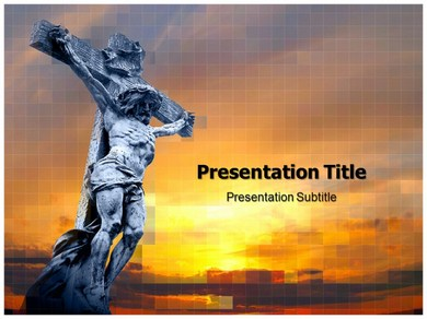 Christ Powerpoint Templates