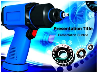 Impact Wrench Powerpoint Templates
