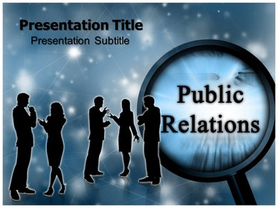Public Relations Powerpoint Templates
