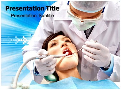 Oral Surgery  Powerpoint Templates