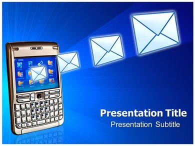 Message Powerpoint Templates