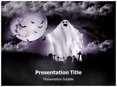Ghost Powerpoint Templates