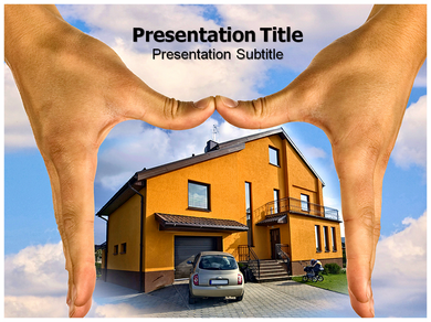 Real Estate Concept Powerpoint Templates