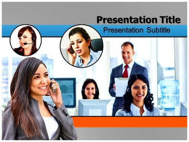 Cellular communication Powerpoint Templates