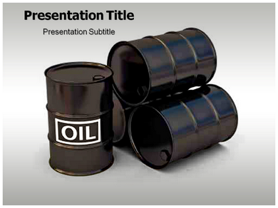 OIL Powerpoint Templates
