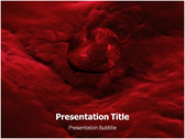 Skin Cancer Cells powerPoint template