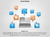 Social Media powerPoint background