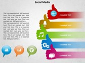 Social Media powerpoint template download