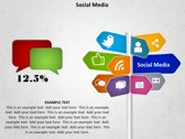 Social Media powerPoint backgrounds