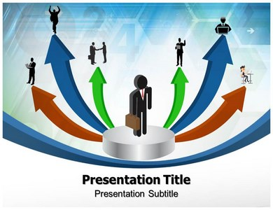 Target Marketing Powerpoint Templates