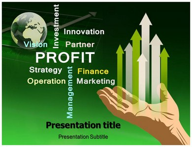Profit Business Powerpoint Templates