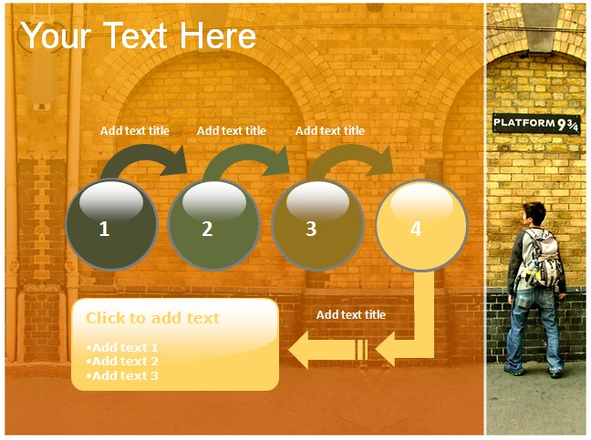 Harry potter powerpintppt template harry potter powerpoint harry potter slides for powerpoint toneelgroepblik Image collections