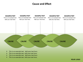 Cause and Effect Animated powerpoint backgrounds download