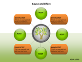 Cause and Effect Animated powerPoint backgrounds