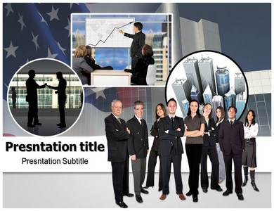 Corporate Presentation Powerpoint Templates