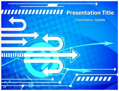 Arrows Powerpoint Templates