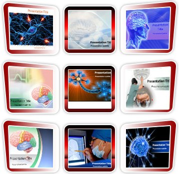 Neurology powerpointppt templates ppt template for neurology neurology template bundle powerpoint templates 01009 toneelgroepblik Image collections