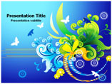 Floral - Powerpoint Templates