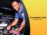 Auto Repair - Powerpoint Templates