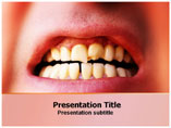 Teeth Powerpoint Templates