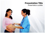Gyecologist Powerpoint Template