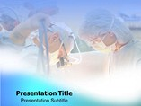 Cardiovascular Surgery Template PowerPoint