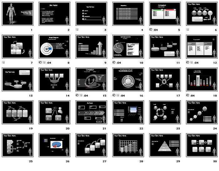 Radiology powerpoint templates and backgrounds download radiology background presentation themes pronofoot35fo Gallery